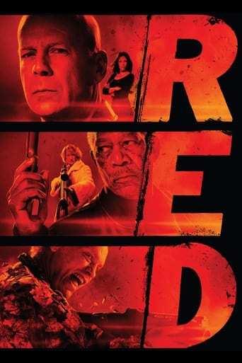 Från filmen Red som sänds på Viasat Film Action