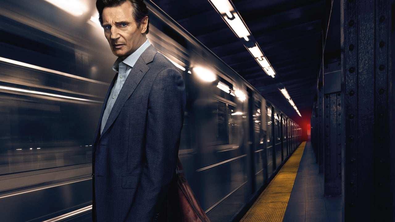 Viasat Film Action - The Commuter