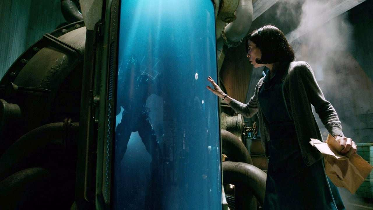 C More First - The shape of water
