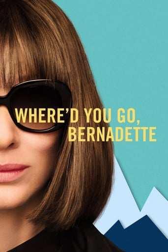 Bild från filmen Var blev du av, Bernadette