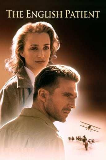 Film: Den engelske patienten
