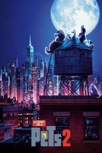 Bild från filmen Husdjurens hemliga liv 2