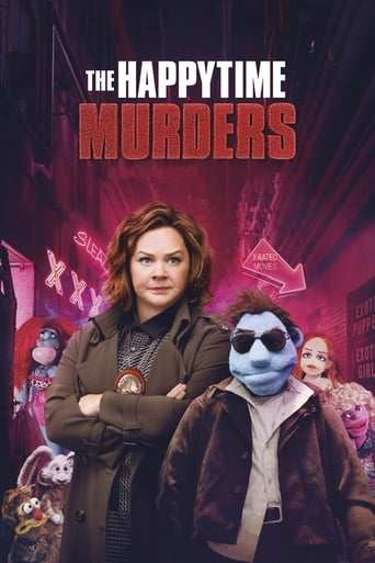 Film: The Happytime Murders