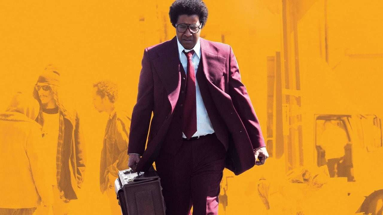 Viasat Film Action - Roman J. Israel, esq