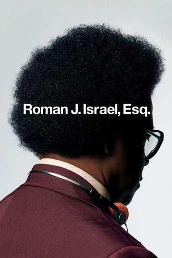 Film: Roman J. Israel, Esq.