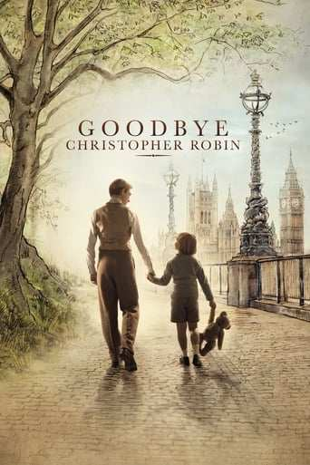 Från filmen Goodbye Christopher Robin som sänds på Viasat Film Hits