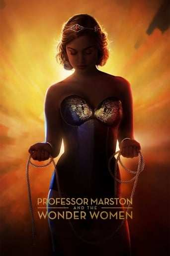 Film: Professor Marston and the Wonder Women