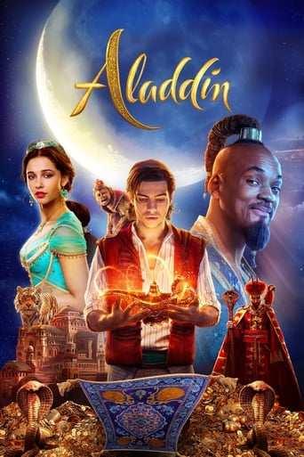 Från filmen Aladdin som sänds på C More Stars