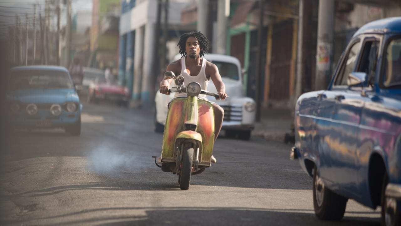 Yardie regisserad av Idris Elba