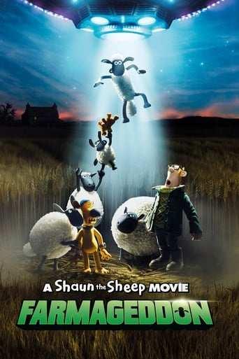 Bild från filmen Fåret Shaun filmen: Farmageddon