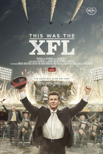 Film: This Was the XFL