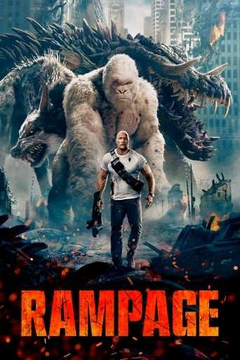 Från filmen Rampage: Big meets bigger som sänds på C More First