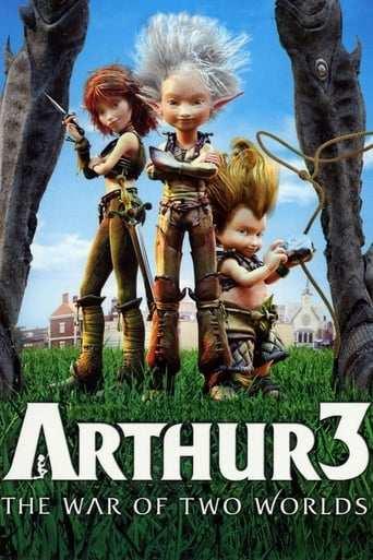 Film: Arthur och de två världarna