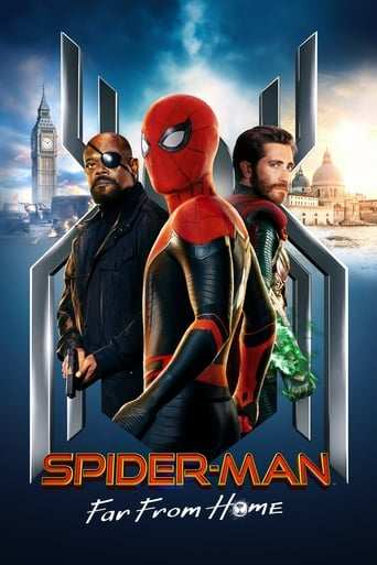 Bild från filmen Spider-man: Far from home