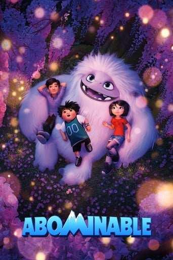 Bild från filmen Förfärliga snömannen