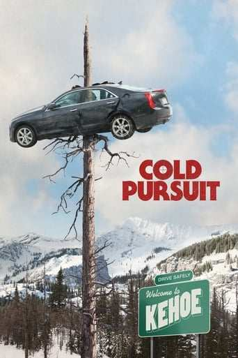 Från filmen Cold pursuit som sänds på C More Stars