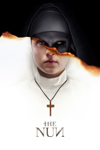 Från filmen The nun som sänds på C More First
