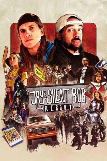Bild från filmen Jay and Silent Bob reboot