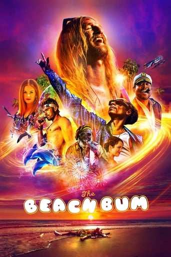 Från filmen The beach bum som sänds på C More First