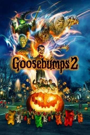 Film: Goosebumps 2: Haunted Halloween