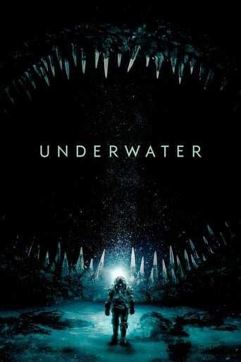 Bild från filmen Underwater