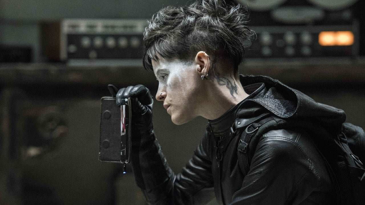Viasat Film - The girl in the spider's web