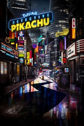 Bild från filmen Pokémon detective Pikachu