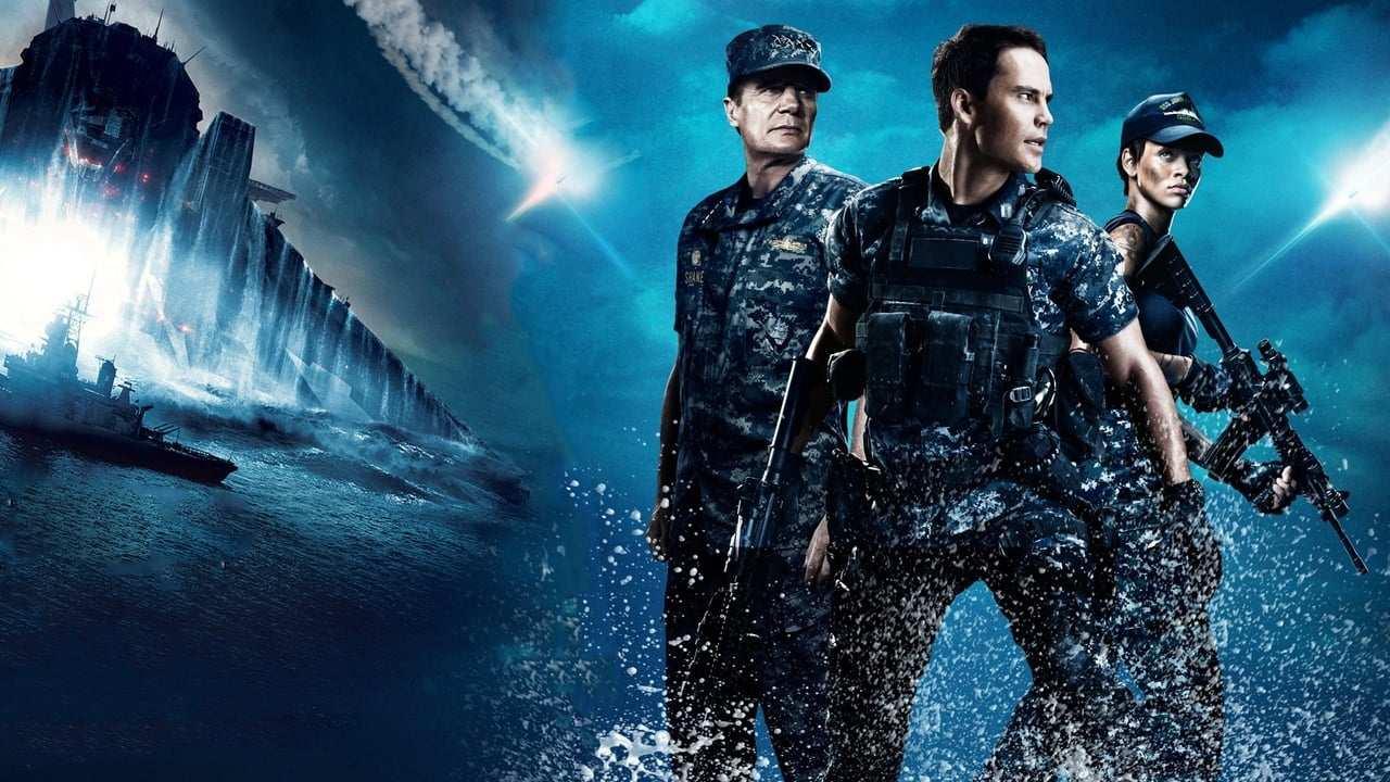 Battleship regisserad av Peter Berg