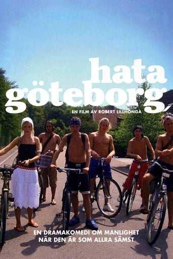 Från filmen Hata Göteborg som sänds på C More SF
