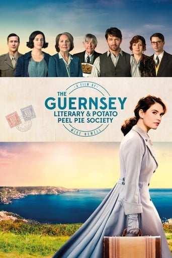 Film: Guernseys litteratur- och potatisskalspajssällskap