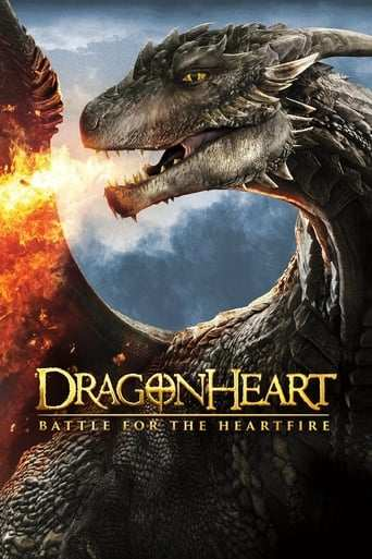 Bild från filmen Dragonheart: Battle for the heartfire