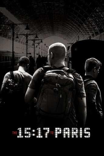 Film: The 15:17 to Paris