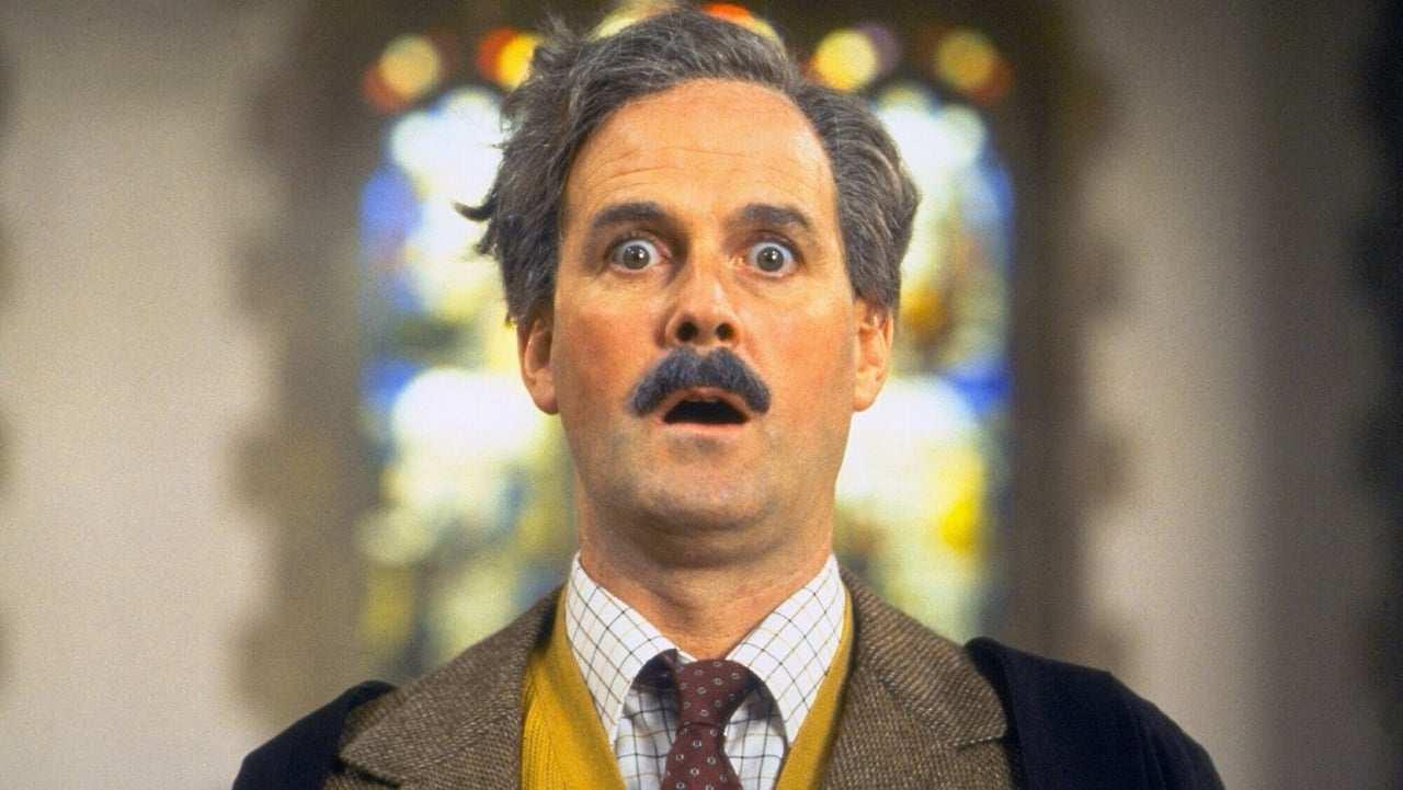 Monty Pythons Meningen med livet regisserad av Terry Gilliam