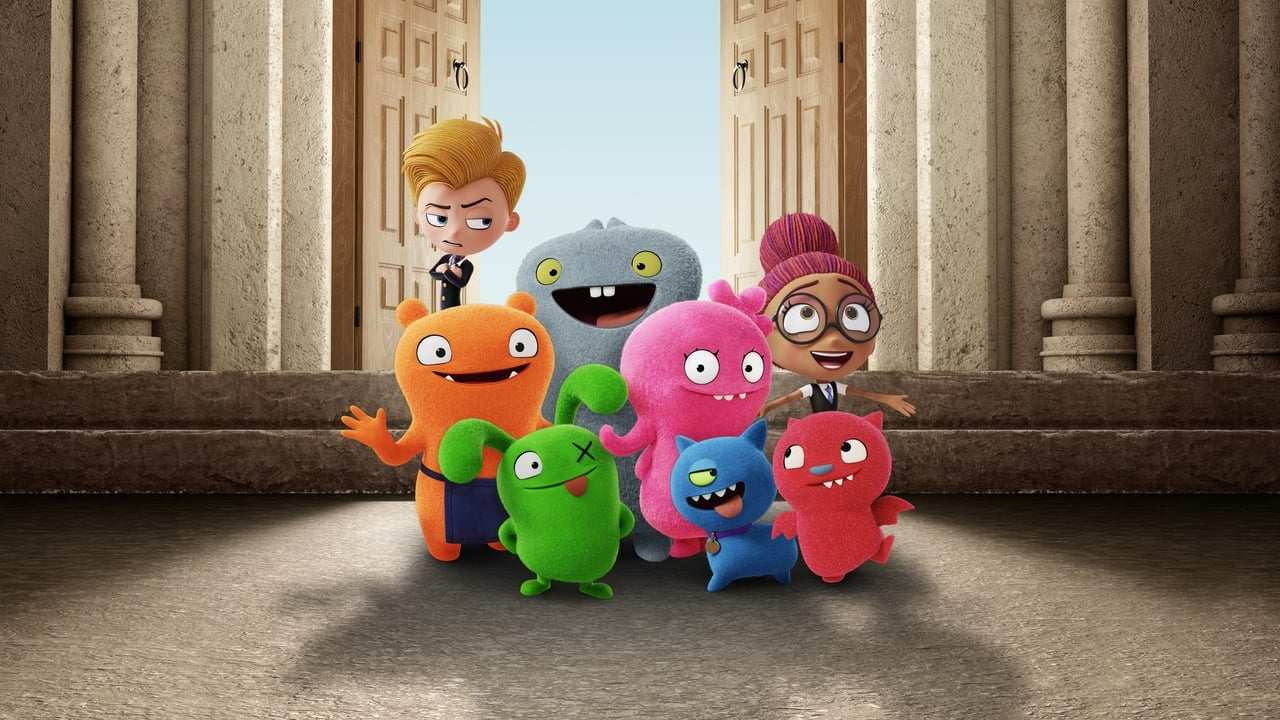 C More First - UglyDolls