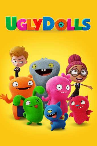 Från filmen UglyDolls som sänds på C More First