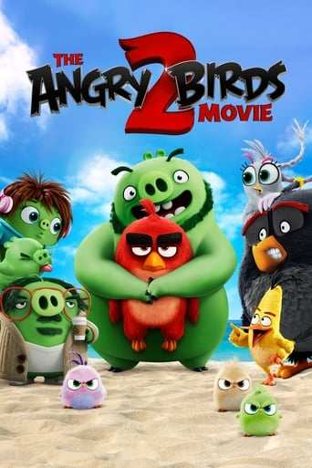 Film: The Angry Birds Movie 2