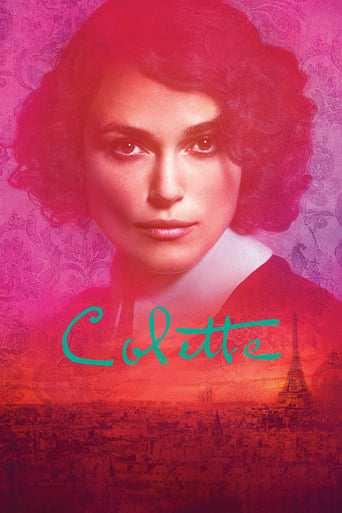 Från filmen Colette som sänds på DR2