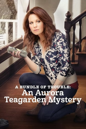 Bild från filmen A bundle of trouble: An Aurora Teagarden mystery