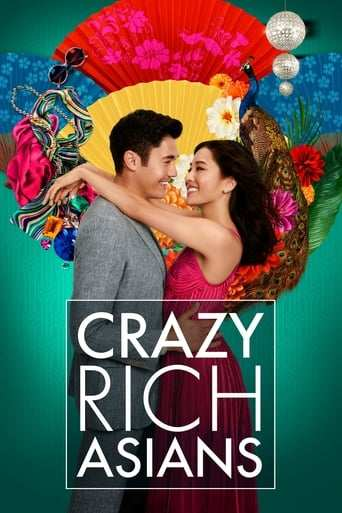 Bild från filmen Crazy rich Asians