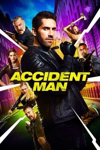 Från filmen Accident man som sänds på Viasat Film Action