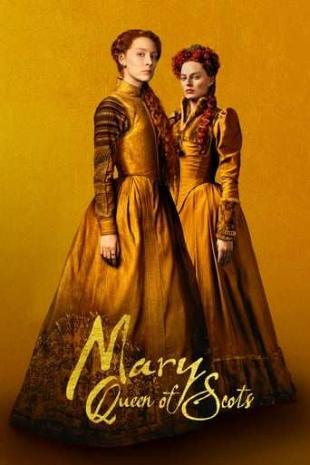 Bild från filmen Mary Queen of Scots