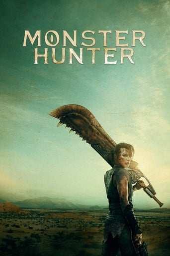Bild från filmen Monster hunter