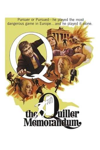 Film: The Quiller Memorandum
