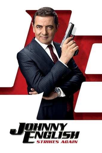 Film: Johnny English Strikes Again