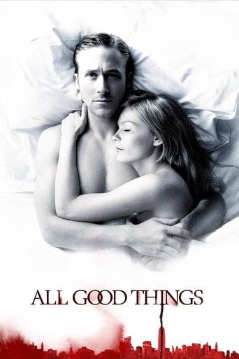 Från filmen All good things som sänds på TV4 Film