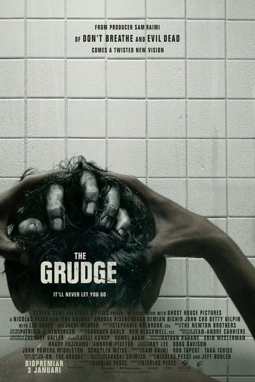 Bild från filmen The grudge
