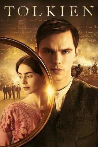 Bild från filmen Tolkien