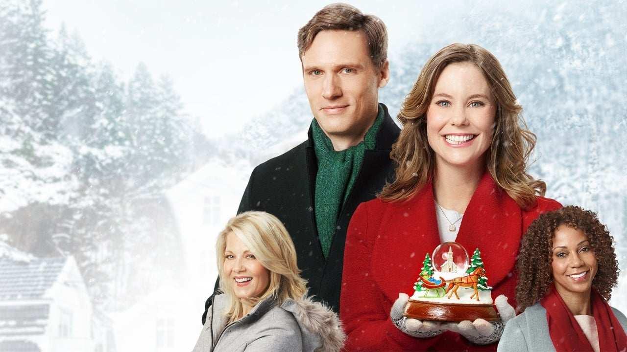 Christmas in Evergreen regisserad av Alex Zamm