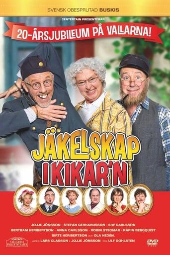 Från filmen Jäkelskap i kikar'n som sänds på TV4