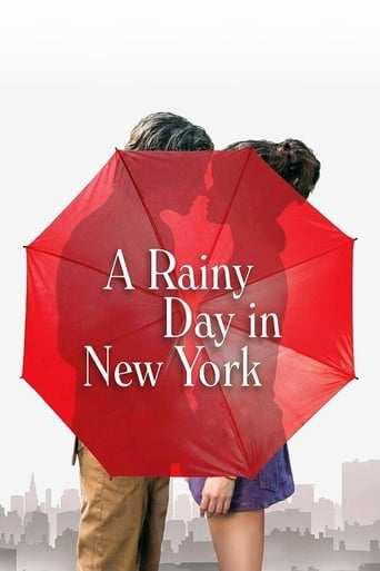 Bild från filmen A rainy day in New York